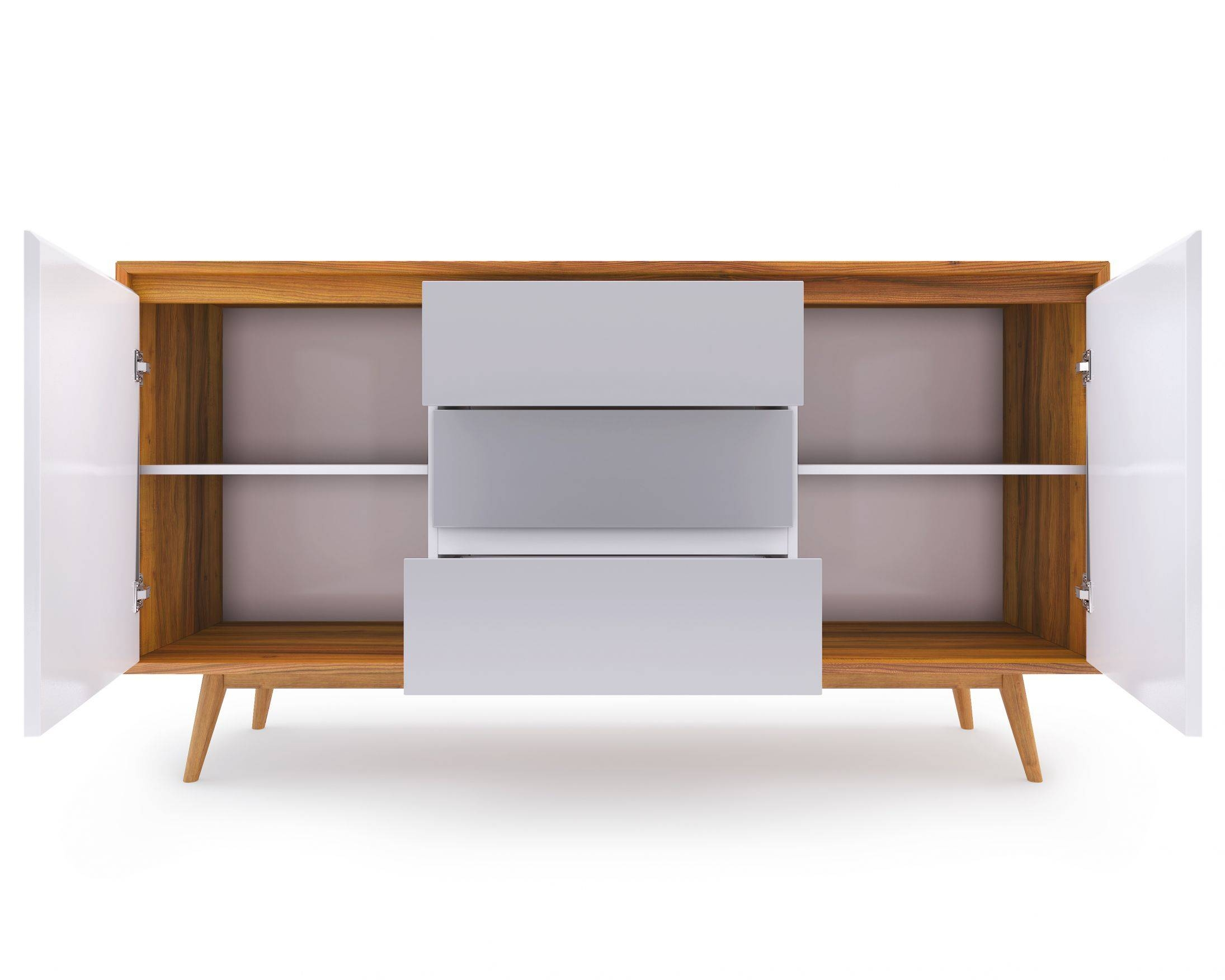 Lucas Sideboard | Mid-Century Modern | Kure Collection regarding Sideboards For Sale (Image 13 of 30)