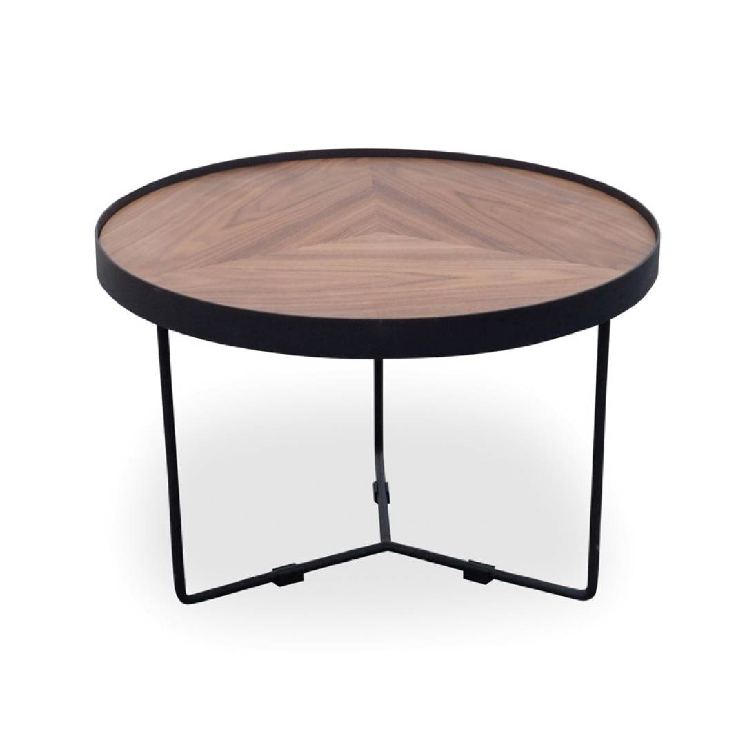 Luna Round Coffee Table - Medium | Interior Secrets intended for Luna Coffee Tables (Image 27 of 30)