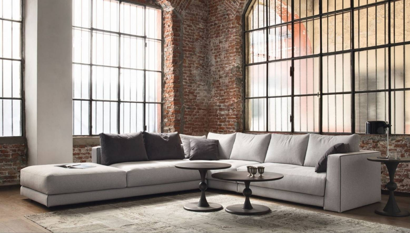 Luxurious Sectional Sofas Living Room Luxury Sectional Sofas Houzz throughout Expensive Sectional Sofas (Image 17 of 30)