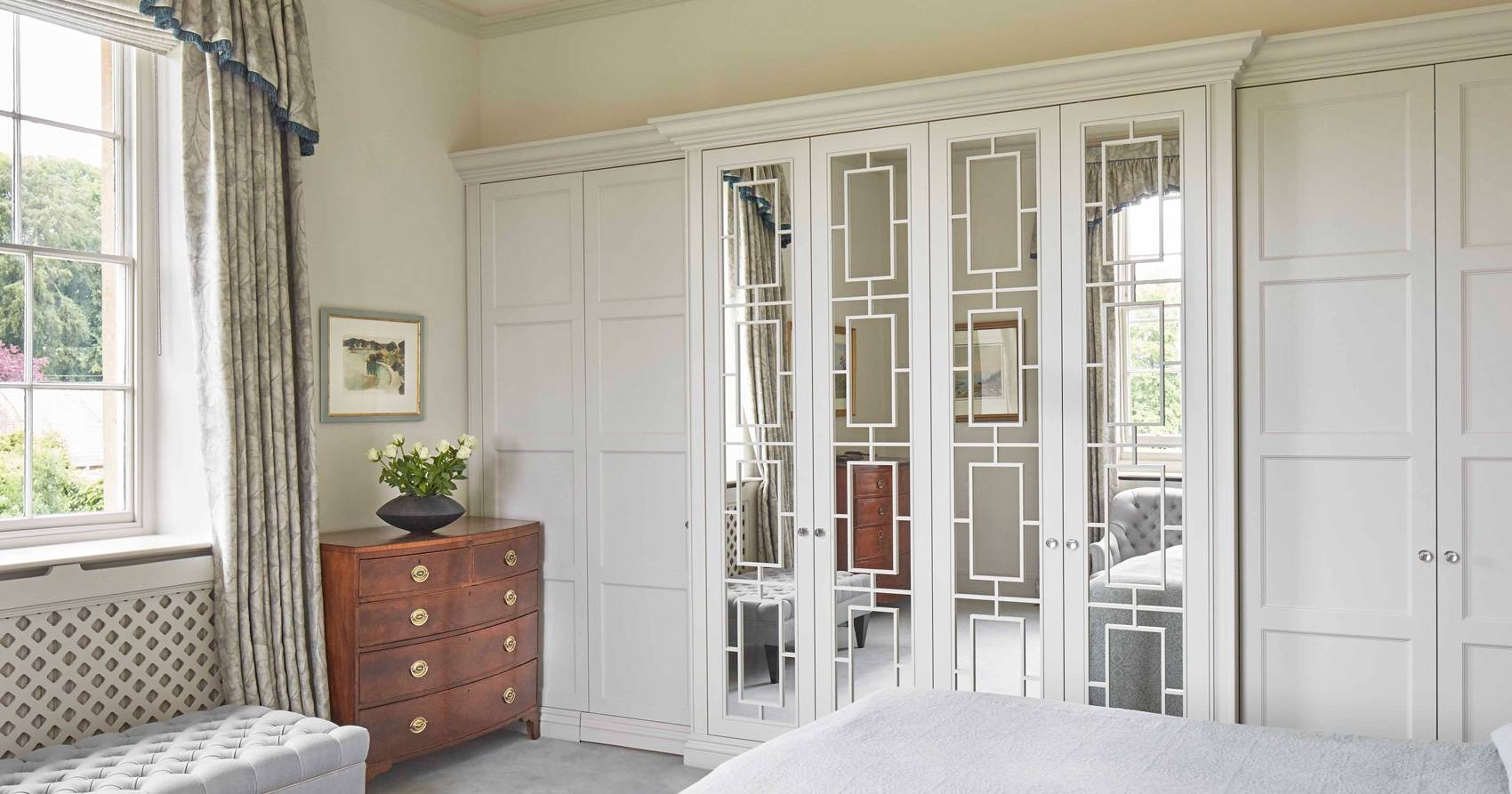 Luxury Bespoke Wardrobes London | The Heritage Wardrobe Company intended for French Built in Wardrobes (Image 13 of 15)