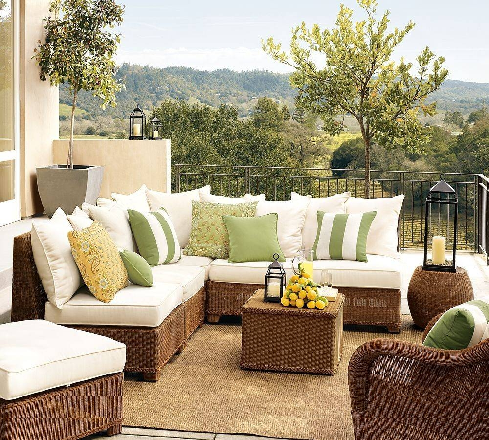 Luxury Patio Furniture Modern And Style — Home Ideas Collection in Modern Rattan Sofas (Image 18 of 30)