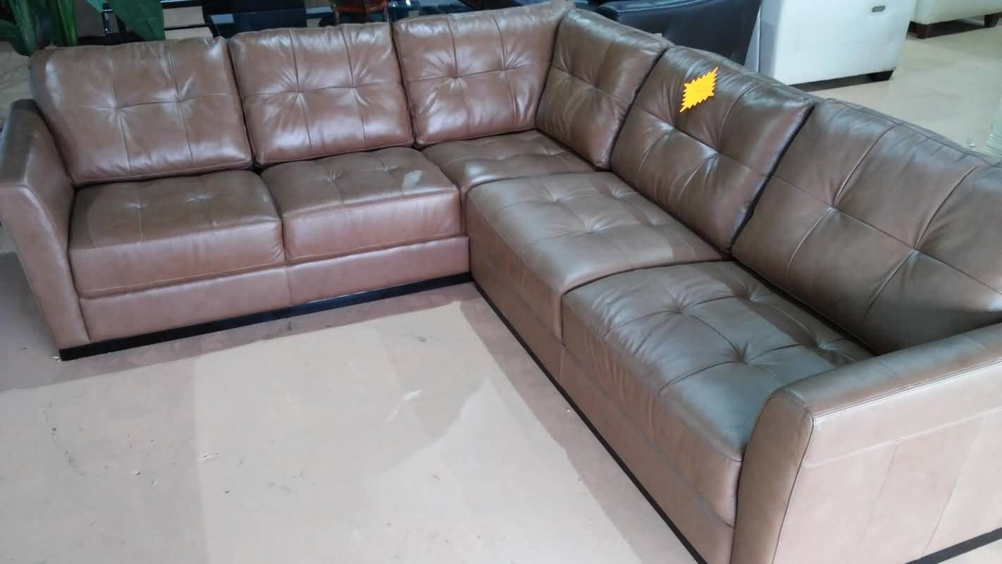 Macy's Floor Models For Sale! Inside Macys Leather Sofas Sectionals (View 14 of 25)
