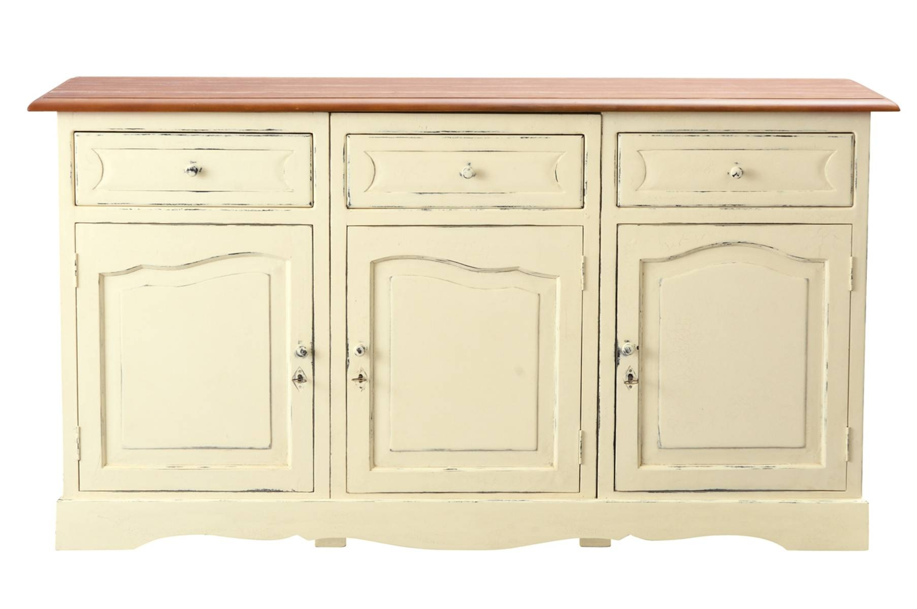 Made To Order Furniture - Bramley Cream Large Sideboard | Laura Ashley inside Ready Made Sideboards (Image 21 of 30)