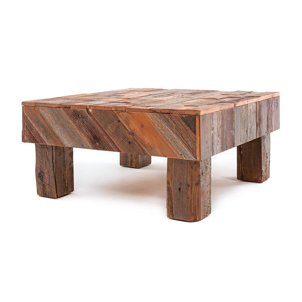 Madison Coffee Table - Green Gables for Madison Coffee Tables (Image 19 of 30)