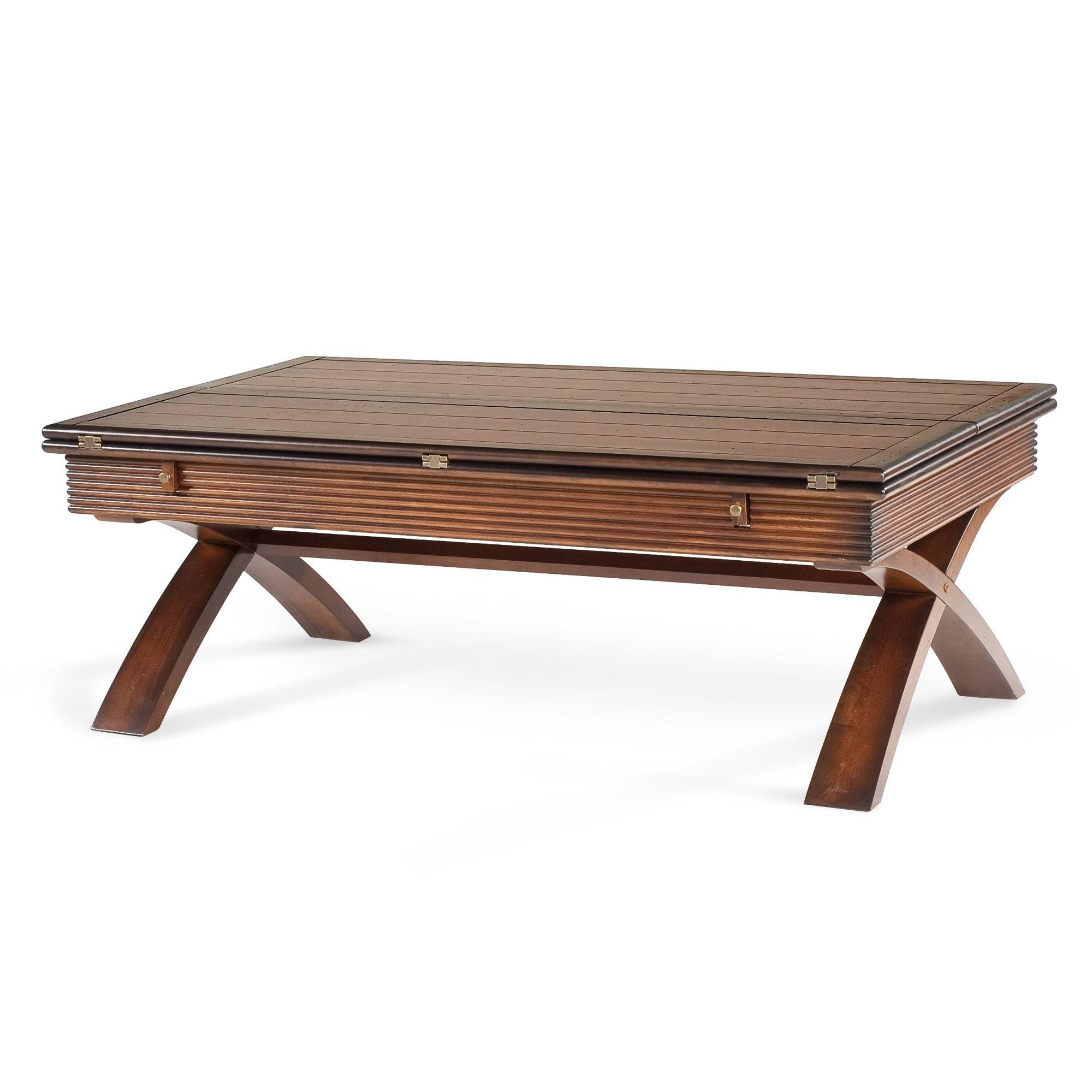 Magnussen Bali Collection Rectangular Flip Top Coffee Table - 48210 pertaining to Flip Top Coffee Tables (Image 19 of 30)