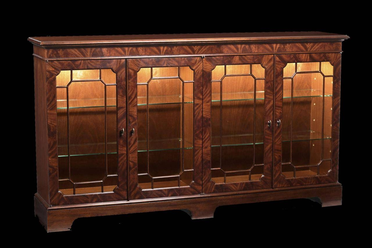 Displaying Gallery Of Glass Sideboards For Dining Room View 14 Of