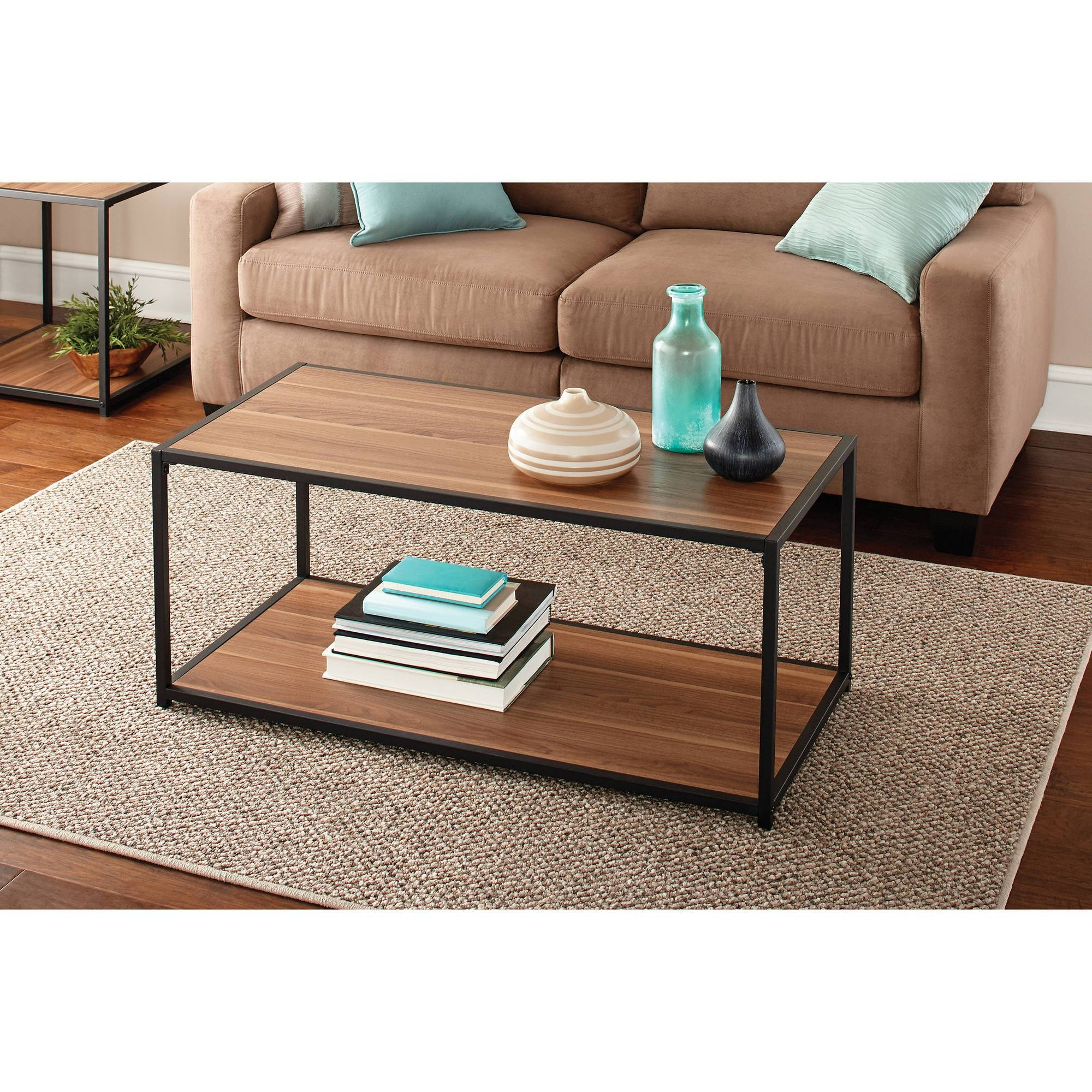 Mainstays Lift-Top Coffee Table, Multiple Colors - Walmart with regard to Coffee Tables With Raisable Top (Image 20 of 30)