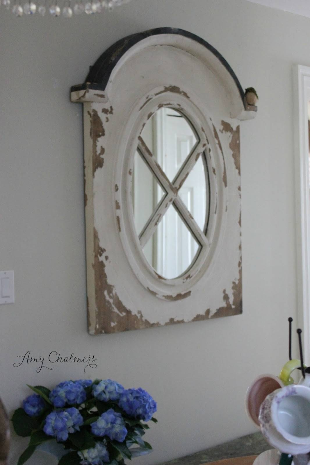 Maison Decor: My Cottage Kitchen intended for Reproduction Mirrors (Image 15 of 25)