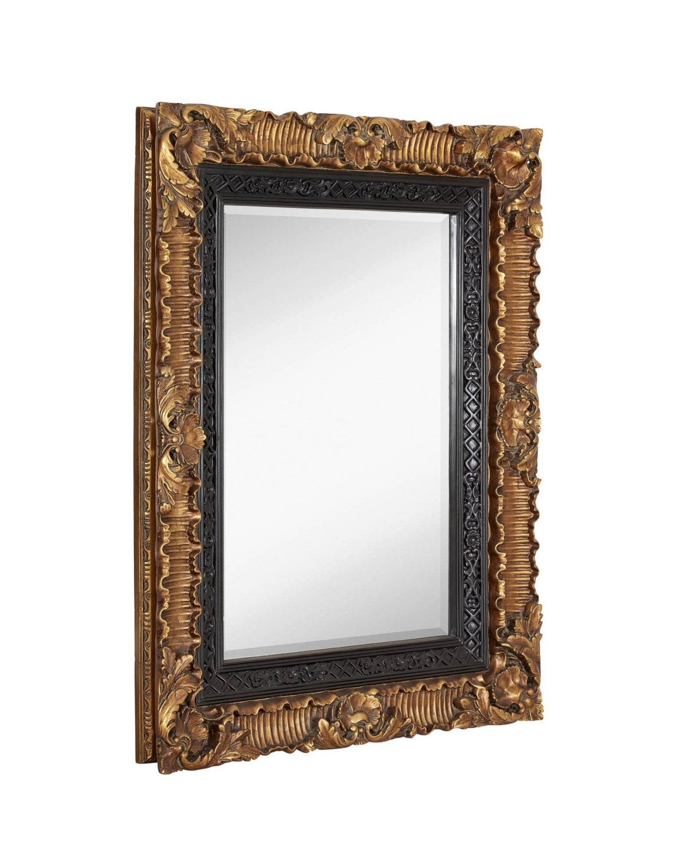 Majestic Mirror & Frame regarding Large Art Deco Wall Mirrors (Image 24 of 25)