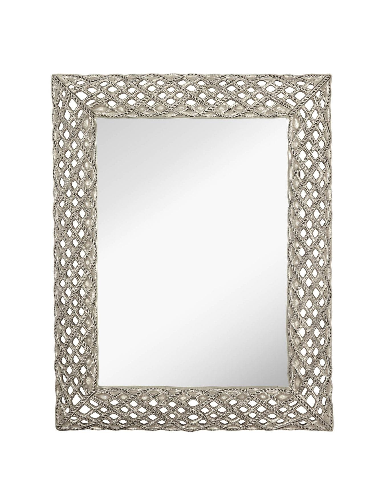 Majestic Mirror & Frame with Small Baroque Mirrors (Image 13 of 25)