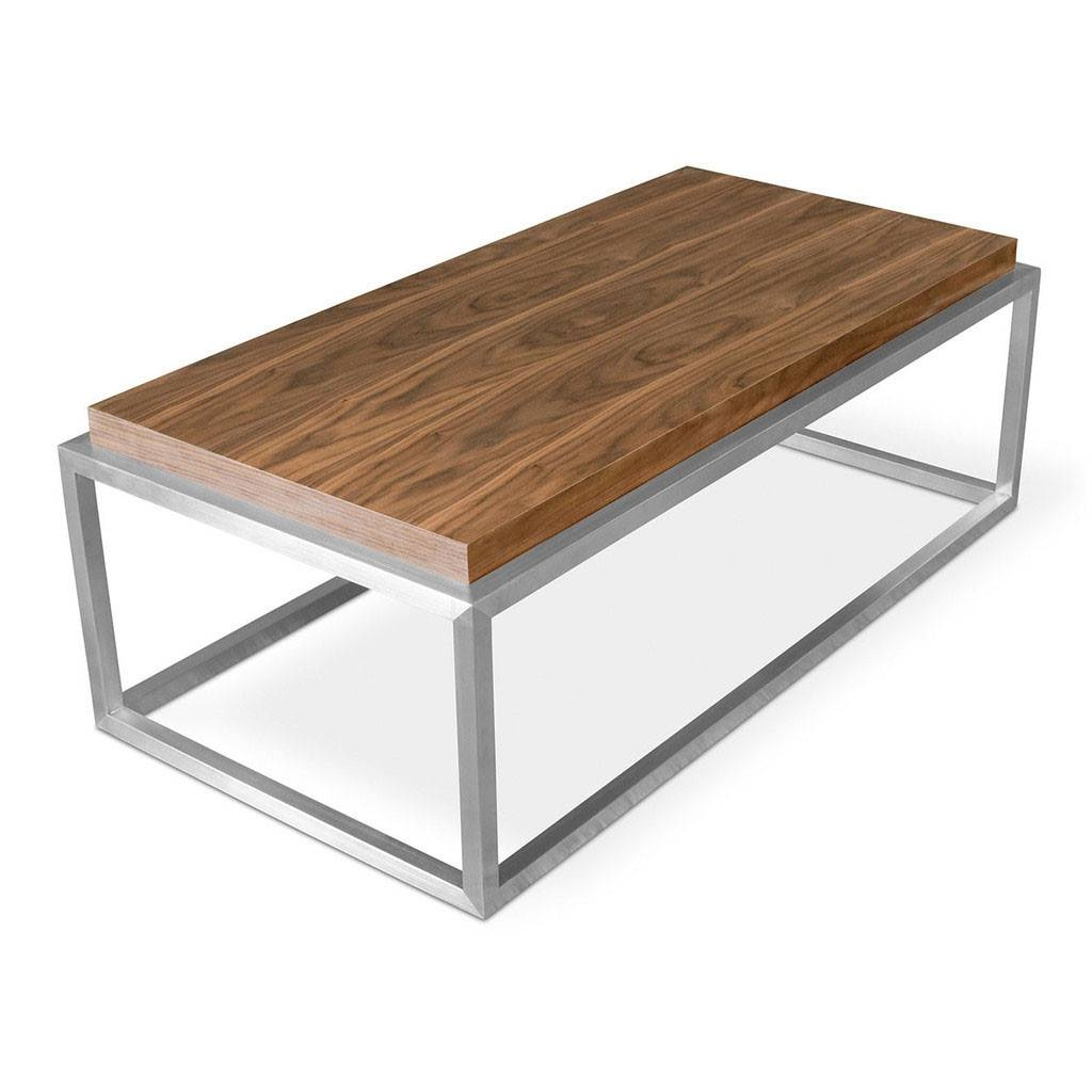 Make A Rectangle Coffee Table With A Tv Magazine With Regard To Large Rectangular Coffee Tables (View 8 of 30)