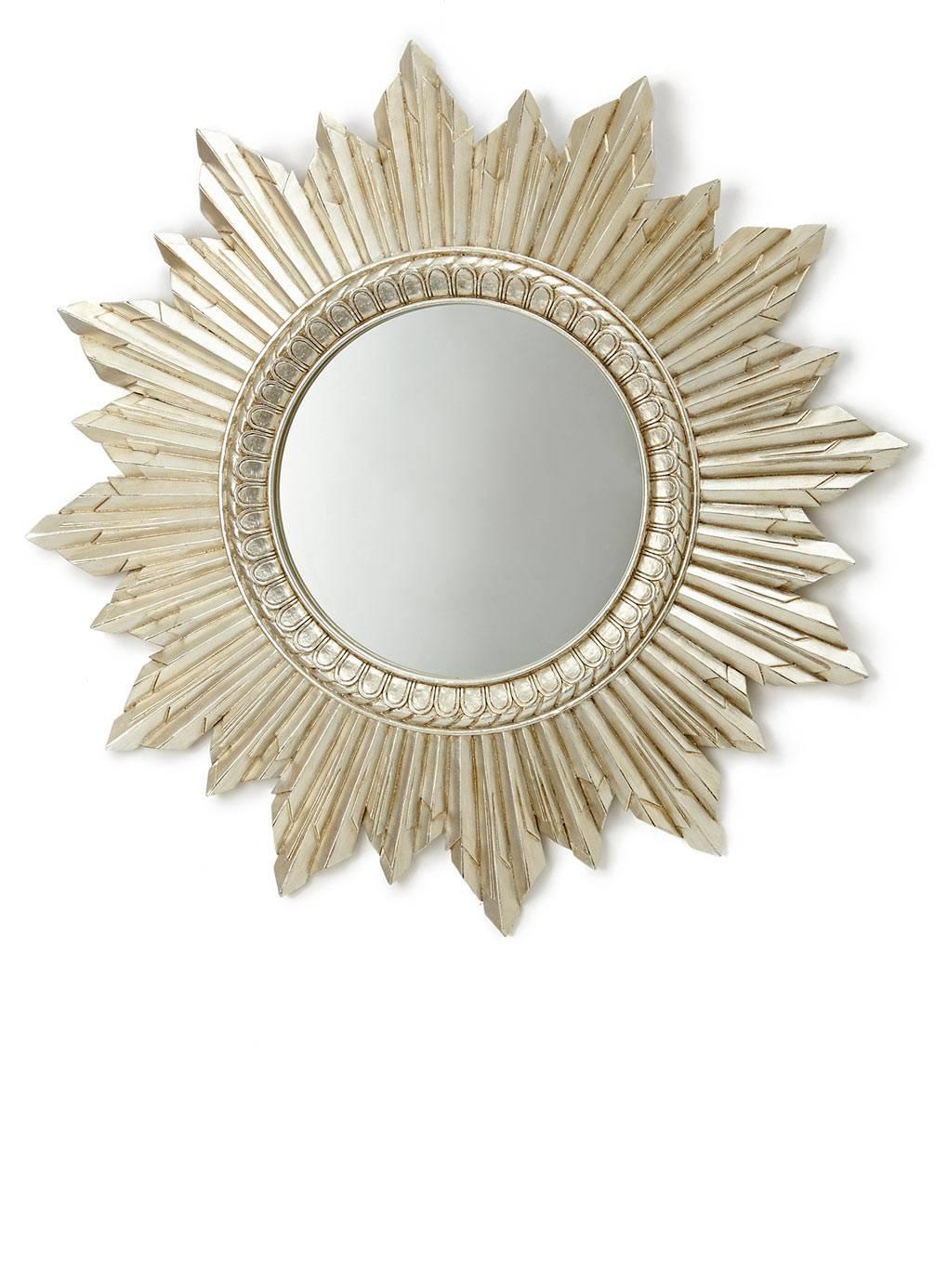 Make A Vintage Starburst Mirror — Interior Home Design Within Bronze Starburst Mirrors (View 18 of 25)