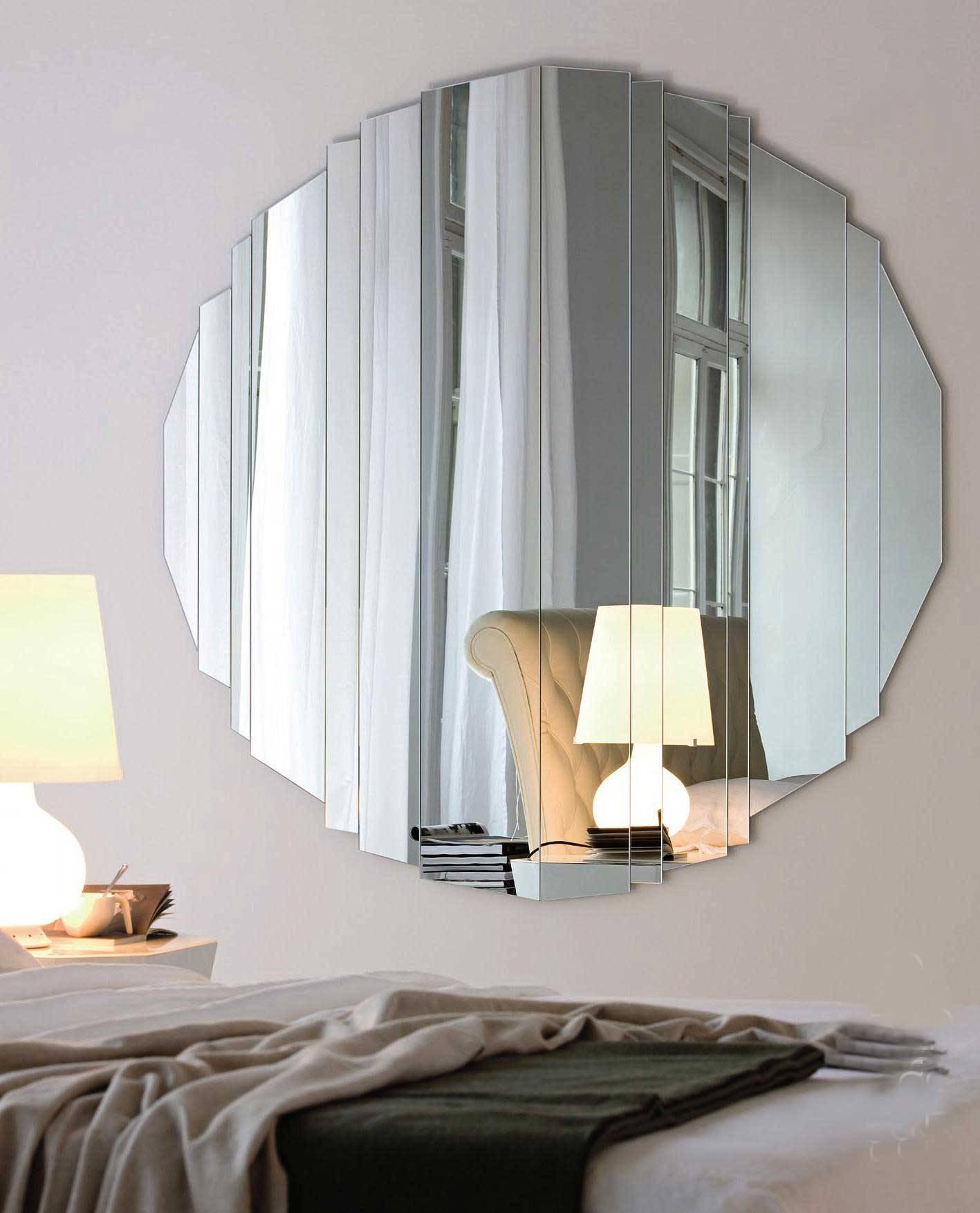 Make More Space With Large Decorative Mirrors — Unique Hardscape regarding Designer Round Mirrors (Image 19 of 25)