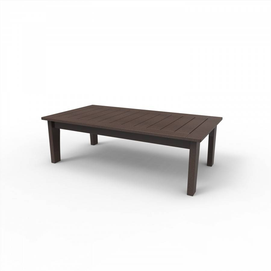Malibu Monterey 26 X 48 Inch Coffee Table for Monterey Coffee Tables (Image 15 of 30)