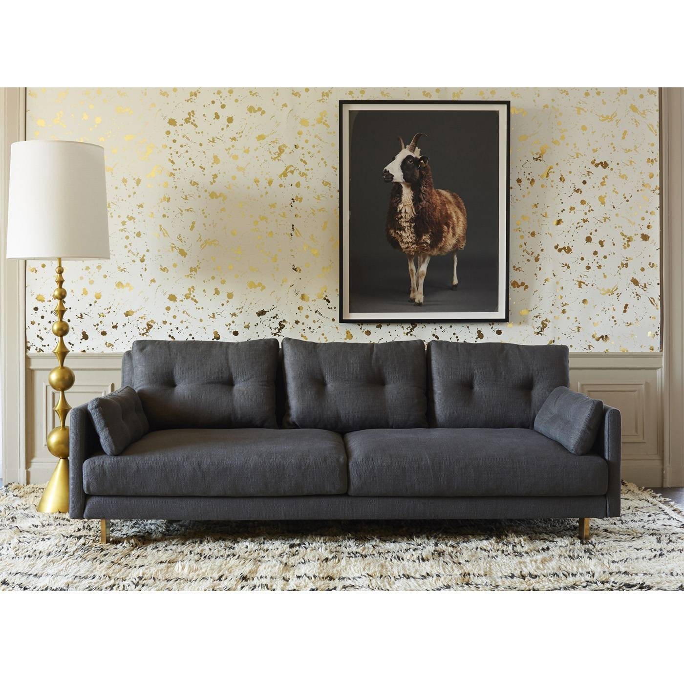 Malibu Sofa | Modern Furniture | Jonathan Adler within Jonathan Sofa (Image 18 of 25)