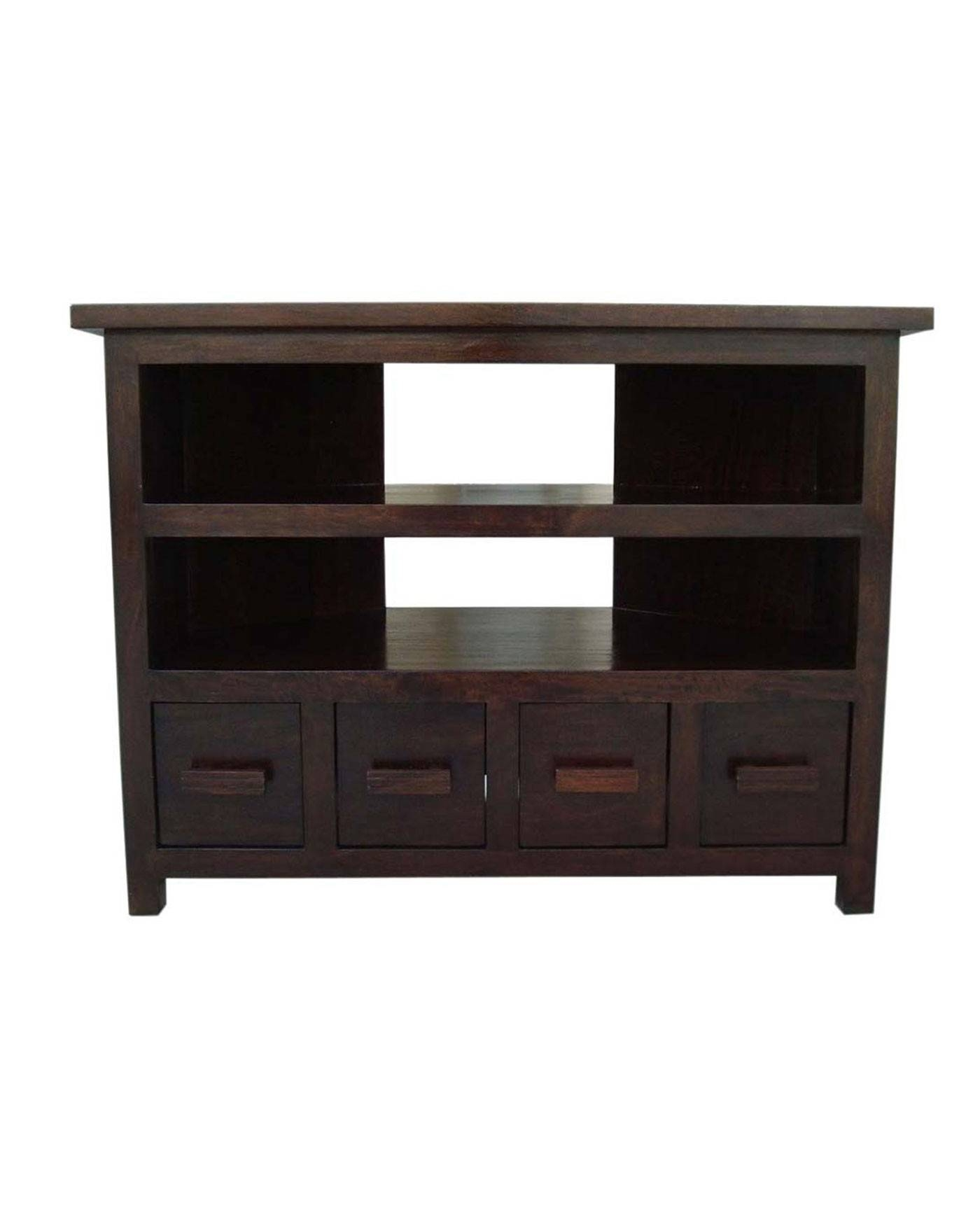 Mangat Tall Corner Tv Unit - Homescapes for Corner Sideboard Units (Image 21 of 30)