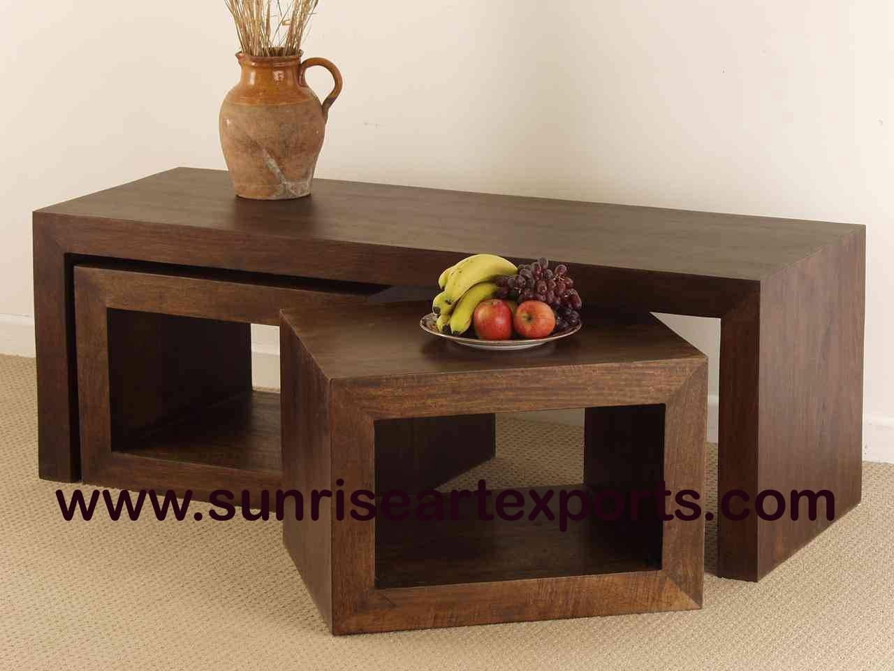 Mango Wood Coffee Table India - Coffee Addicts in Dark Mango Coffee Tables (Image 22 of 30)