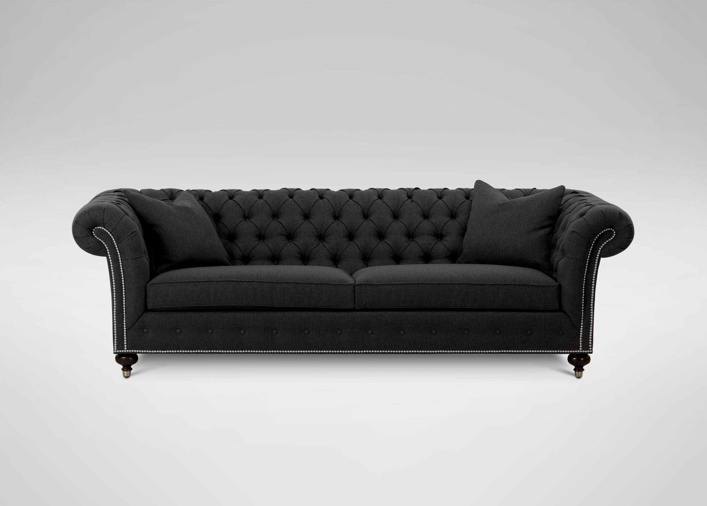 30 s Chesterfield Black Sofas