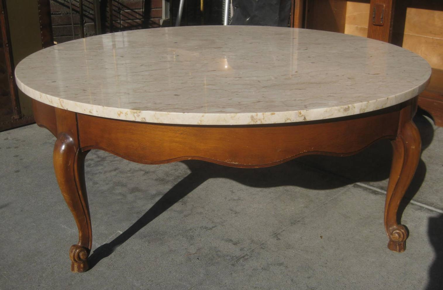 Marble Coffee Tables with regard to Marble Round Coffee Tables (Image 25 of 30)