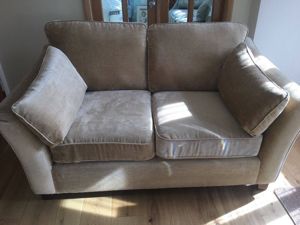 Marks And Spencer M&s Fenton Medium 2 Seater Sofa Sand - Excellent throughout Marks And Spencer Sofas And Chairs (Image 12 of 15)