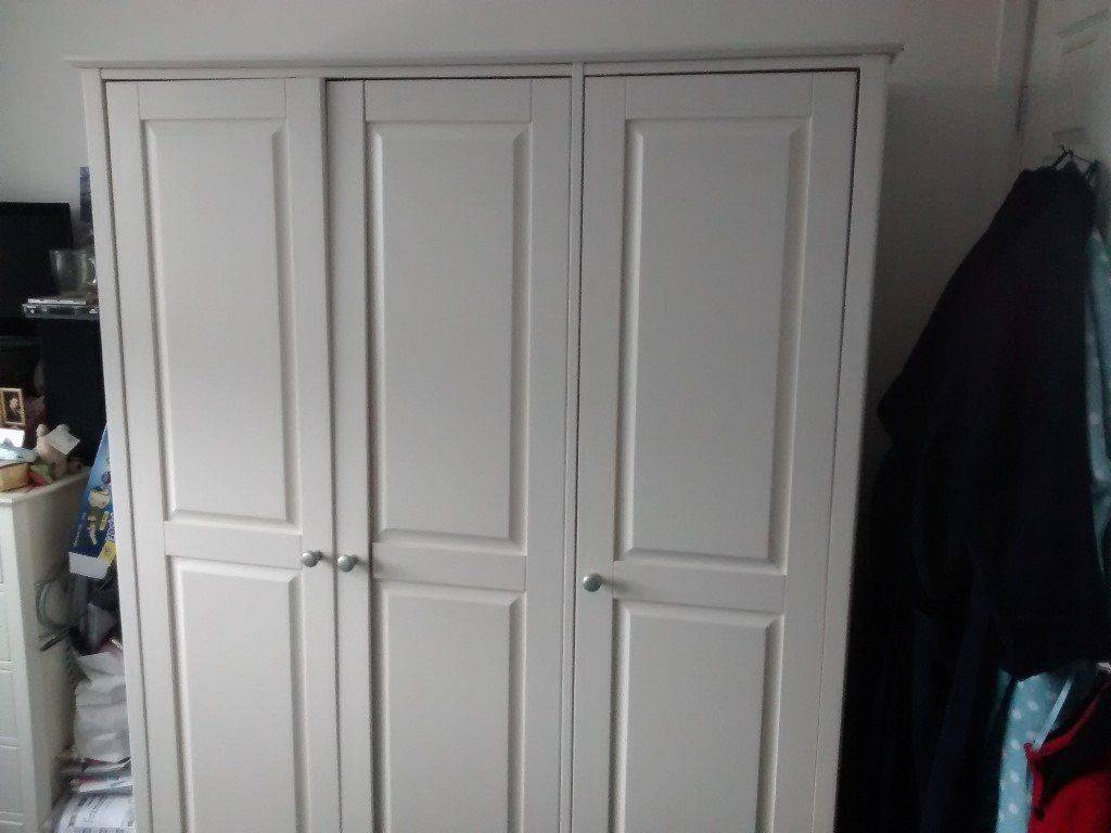 Marks & Spencer Triple Wardrobe | In Stroud, Gloucestershire | Gumtree in Marks and Spencer Wardrobes (Image 9 of 15)