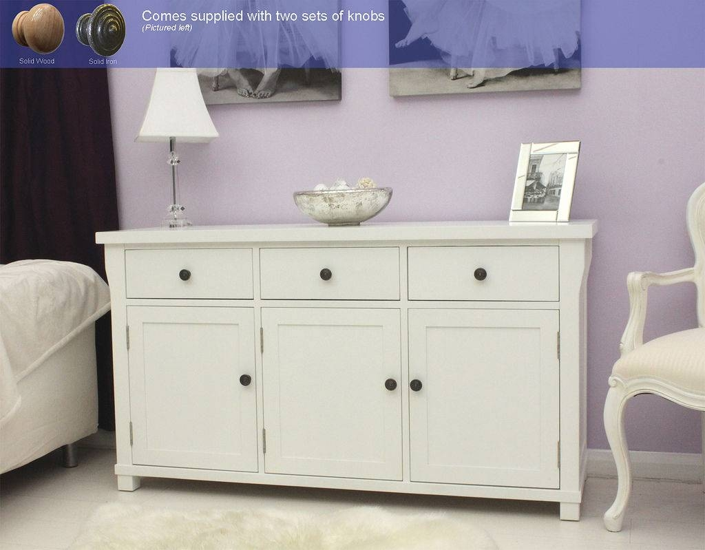 Marvellous Living Room Sideboard Images - Best Image House in Large White Sideboards (Image 12 of 30)
