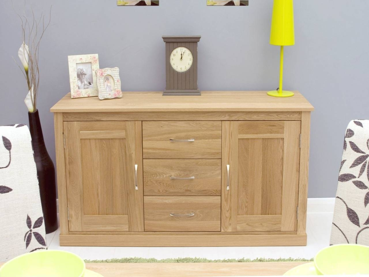 Marvellous Oak Sideboards For Dining Room Pictures - 3D House for Oak Sideboards (Image 14 of 30)