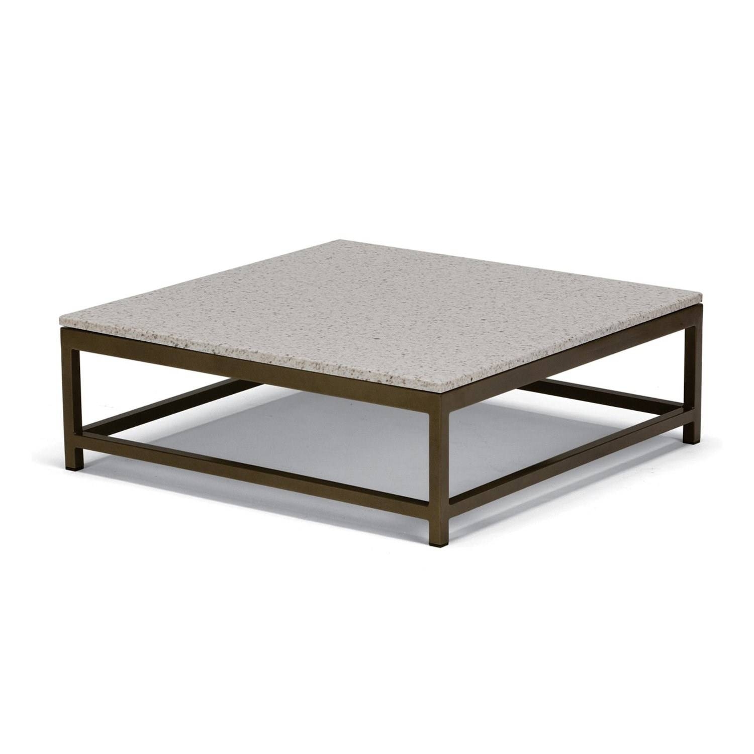 Marvelous Stone Top Coffee Table Designs – Round Marble Coffee throughout Round Slate Top Coffee Tables (Image 15 of 30)