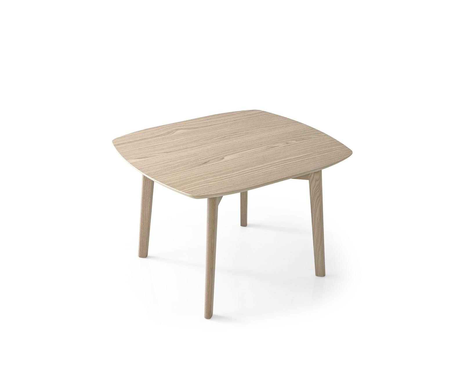 Match Small Wooden Coffee Table – Calligaris Cs/5084 C Pertaining To C Coffee Tables (View 18 of 30)