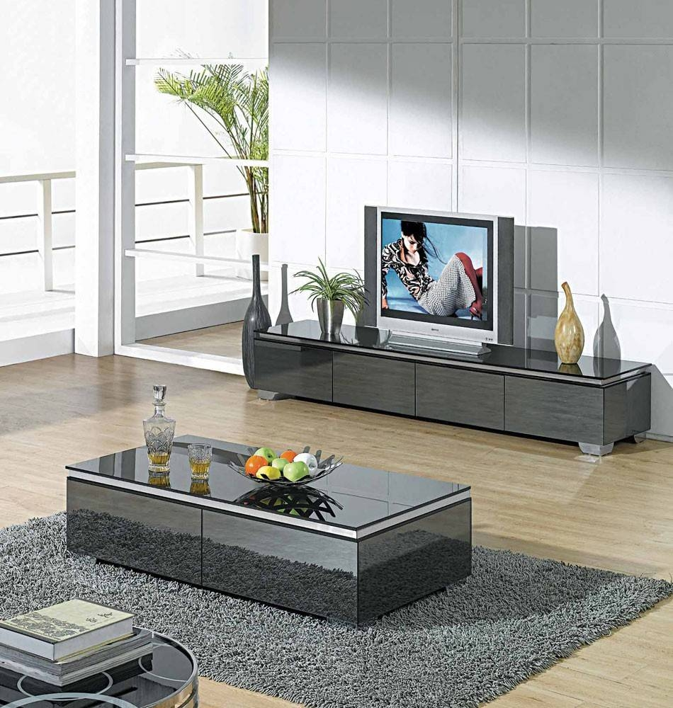 Matching Coffee Table And Tv Stand Rustic Coffee Table On Crate throughout Rustic Coffee Tables And Tv Stands (Image 14 of 30)