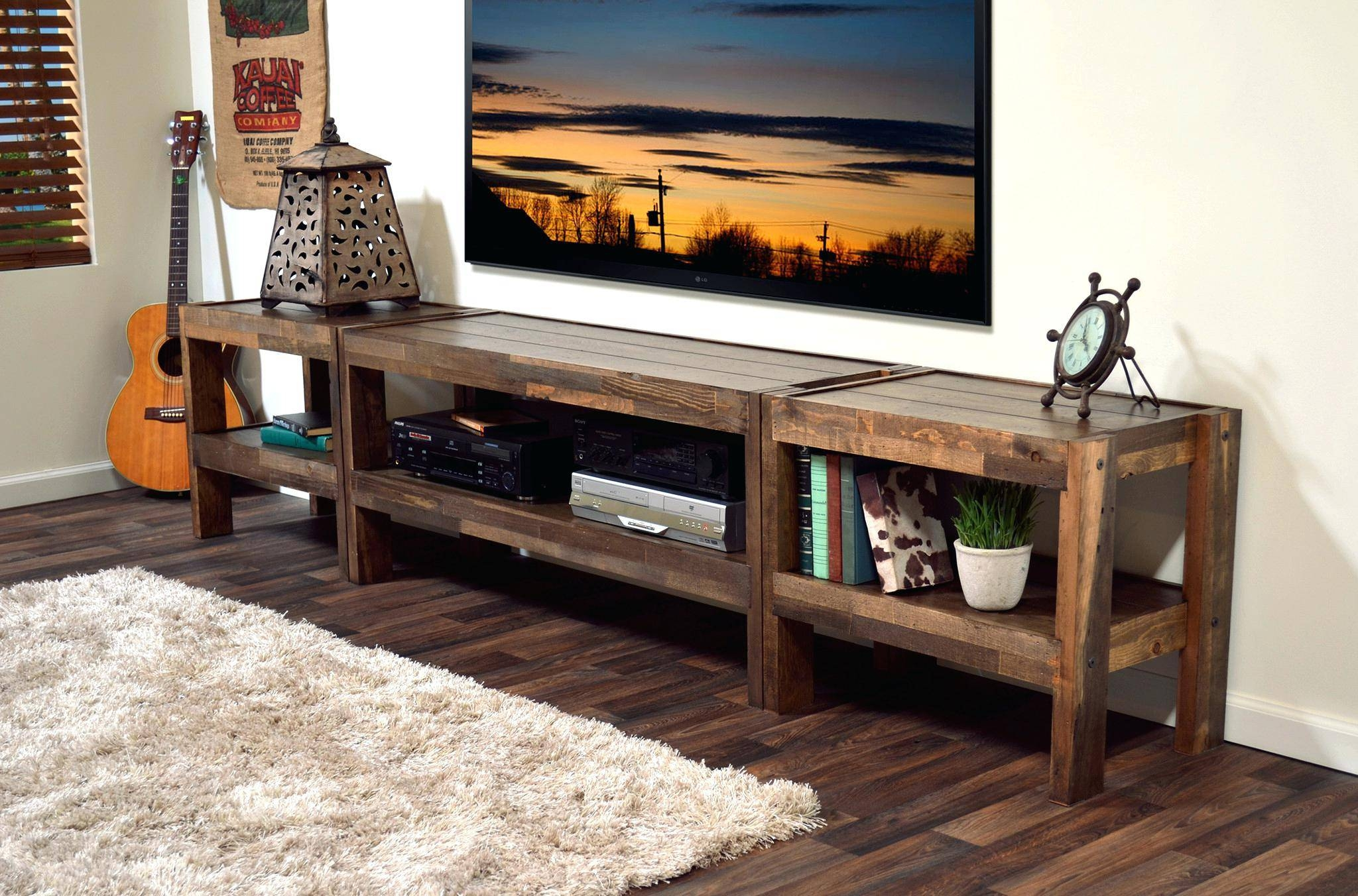 Matching Oak Coffee Table And Tv Stand | Coffee Tables Decoration regarding Tv Unit And Coffee Table Sets (Image 18 of 30)