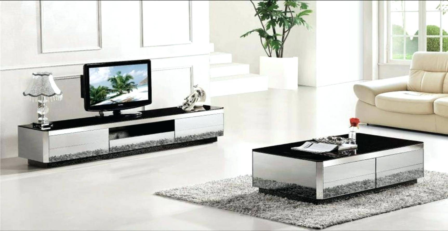 Matching White Coffee Table And Tv Stand | Coffee Tables Decoration within Coffee Tables And Tv Stands (Image 15 of 30)