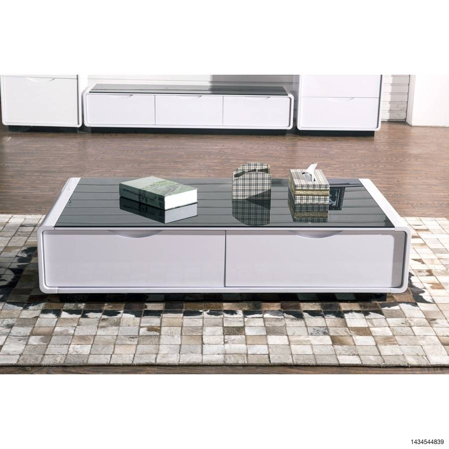 Matera 2 White High Gloss Coffee Table Tables Modern Tv Ebay Uk with White High Gloss Coffee Tables (Image 18 of 30)