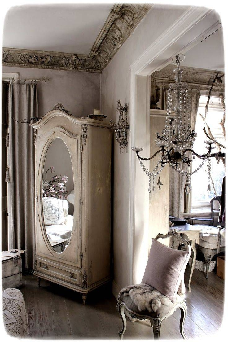 Méas Vintage And So Very French! #decor #interiors | Beautiful inside Old French Mirrors (Image 21 of 25)