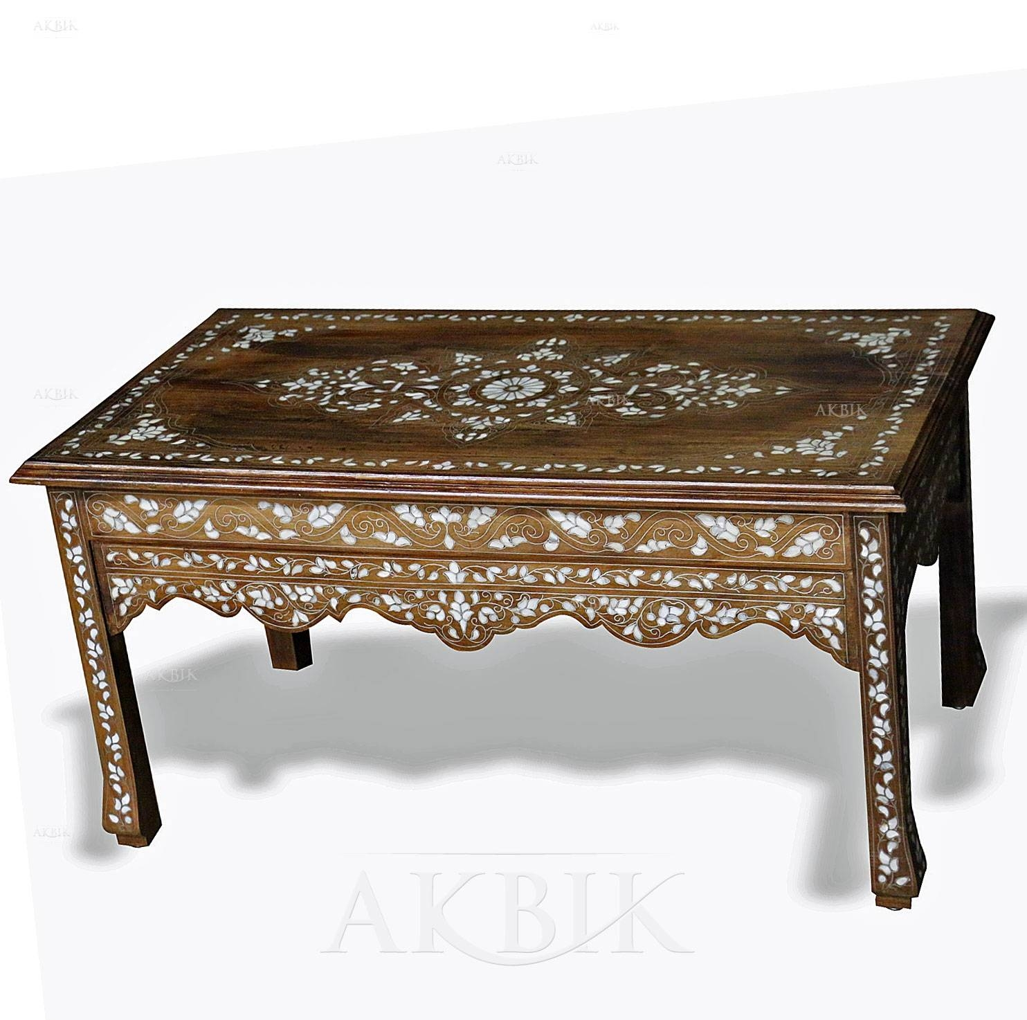 Featured Photo of Mother Of Pearl Coffee Tables