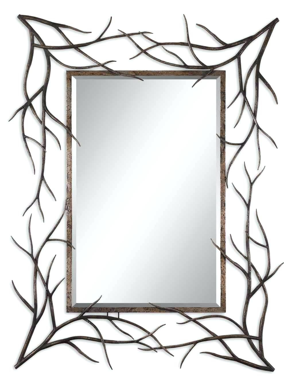 Metal Mirror Frames – Shopwiz intended for White Metal Mirrors (Image 16 of 25)
