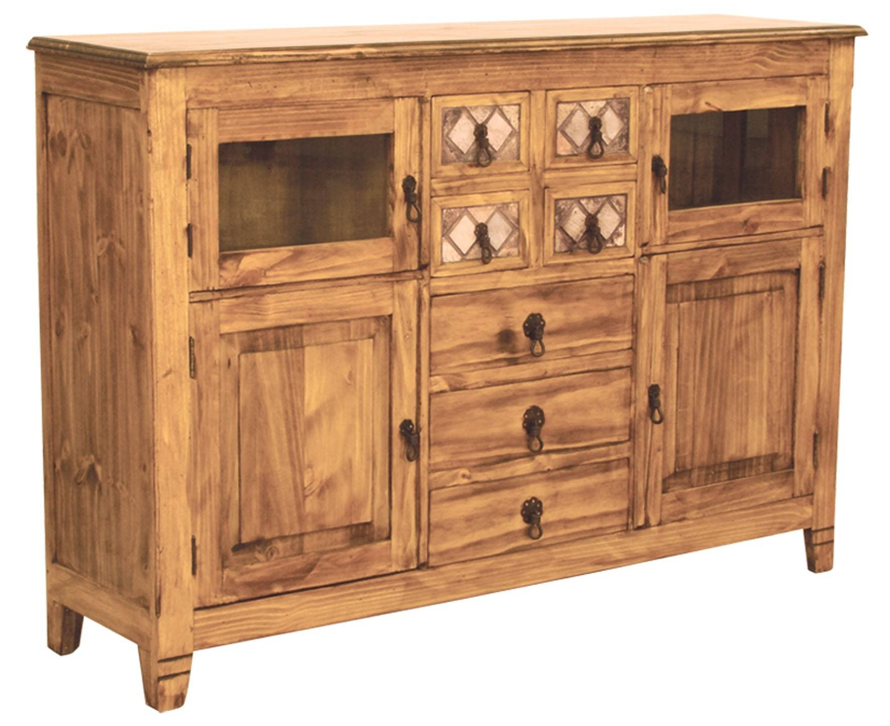 Mexican Pine Furniture | Cievi – Home pertaining to Mexican Sideboards (Image 25 of 30)
