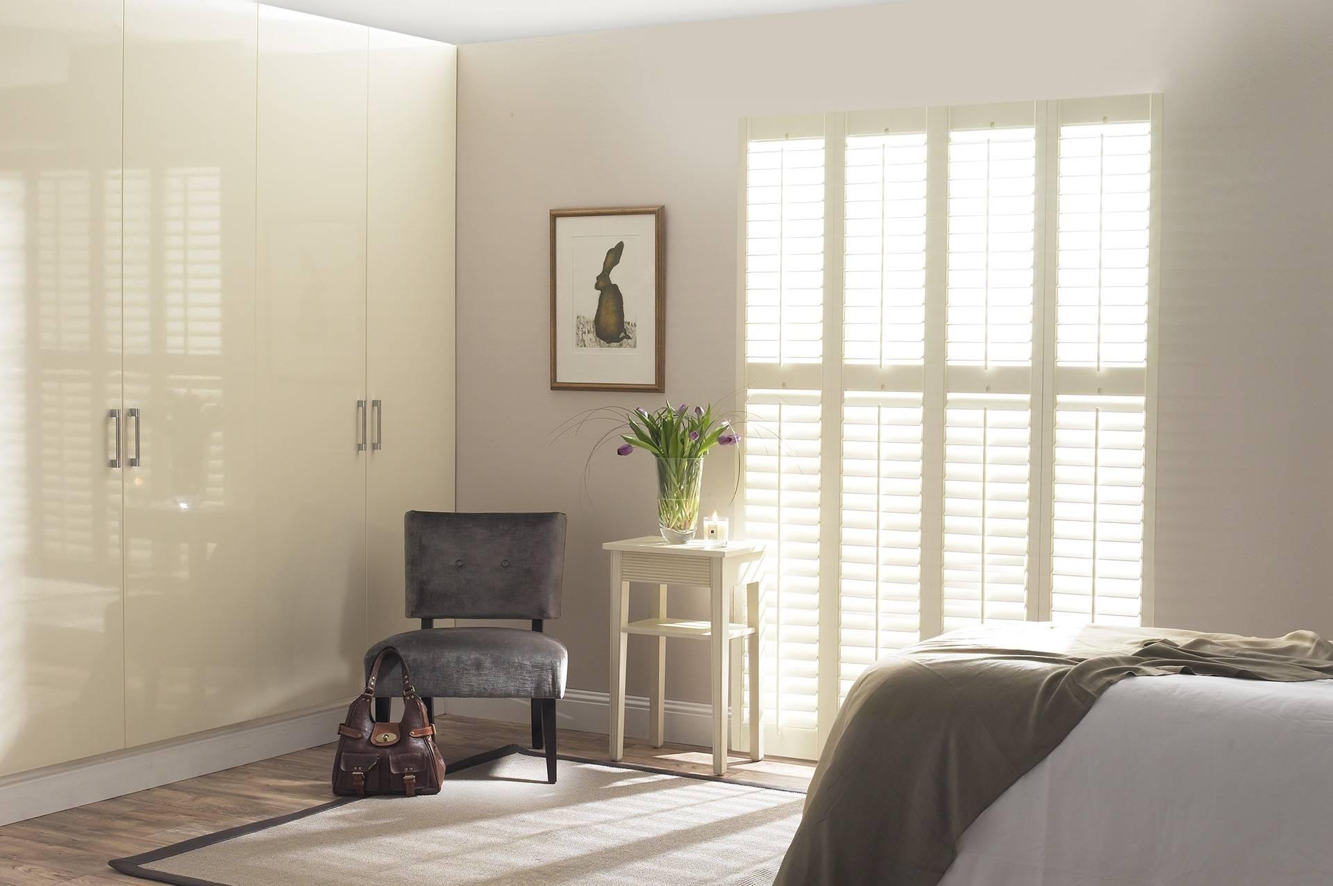 Milan Hinged Wardrobe Doors   Draks within Cream Gloss Wardrobes Doors (Image 9 of 15)