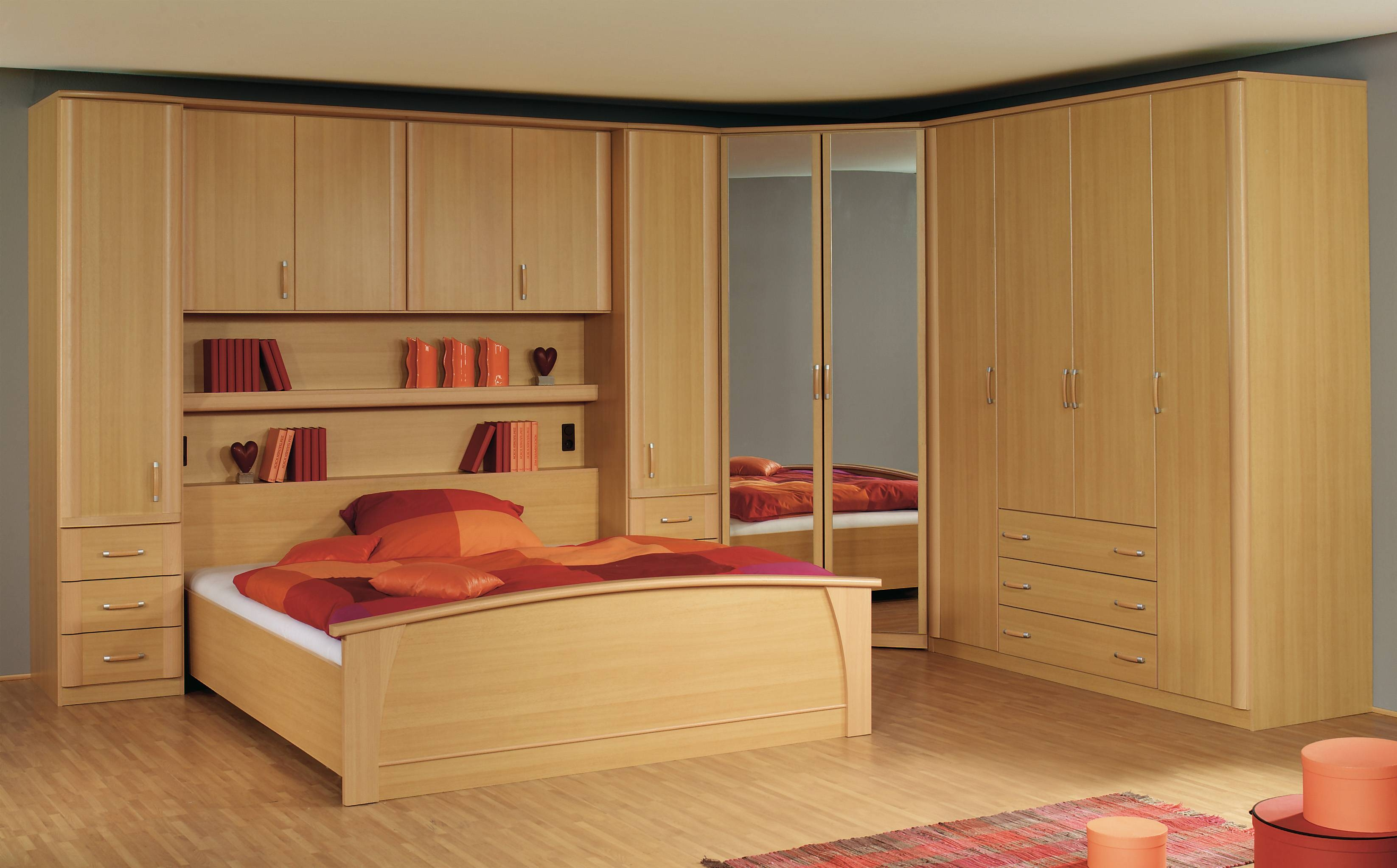 Milan Overbed Units From….. | Falcon Furnishers intended for Over Bed Wardrobes Sets (Image 14 of 15)