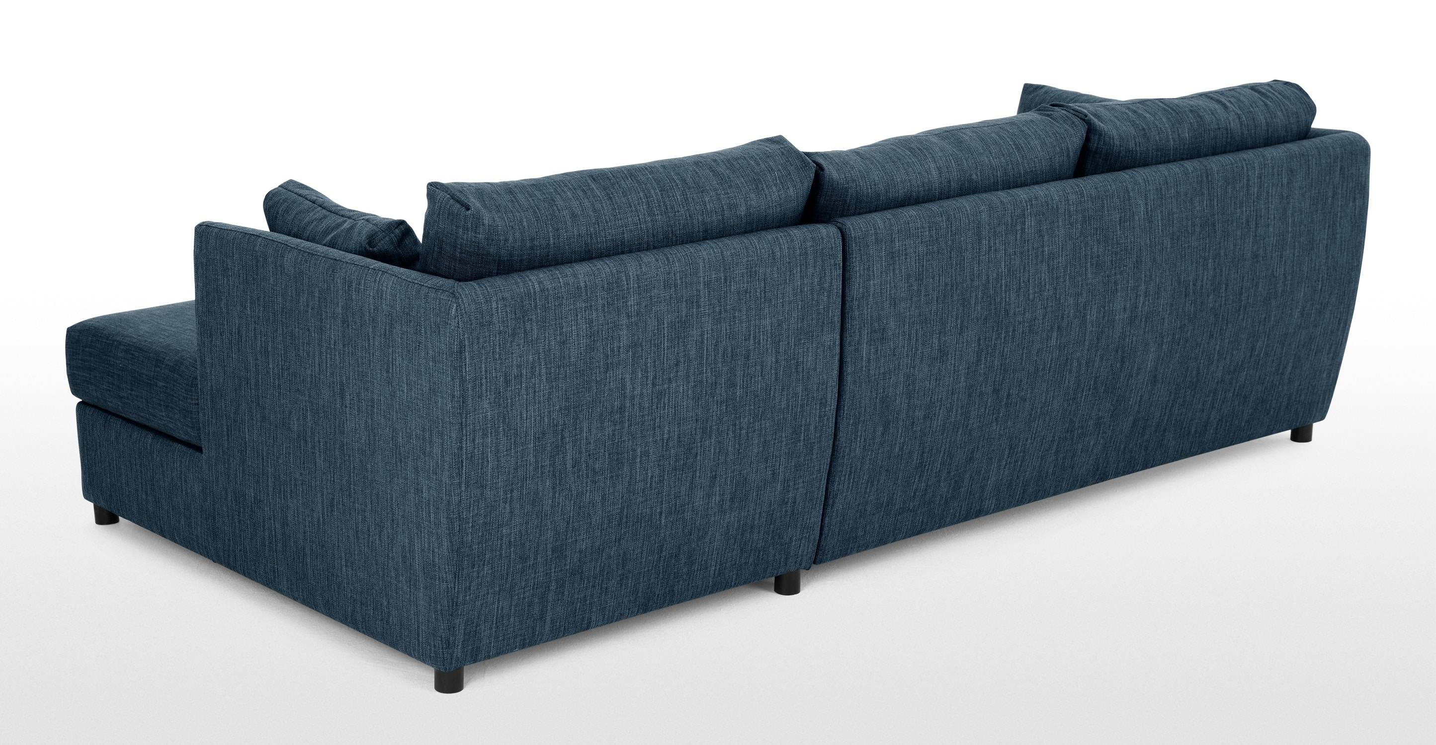 Milner Right Hand Facing Corner Storage Sofa Bed With Memory Foam intended for Corner Couch Bed (Image 26 of 30)