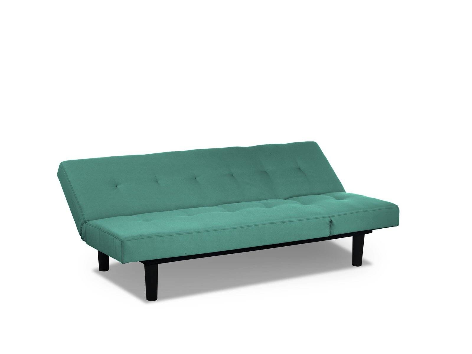 Mini Lounger Convertible Sofa Bed Tealserta / Lifestyle for Mini Sofa Beds (Image 15 of 30)