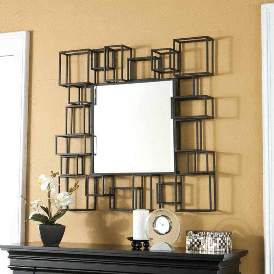 Mirror A Wrought Ironwrought Iron Wall Designs Full Length in Wrought Iron Full Length Mirrors (Image 12 of 25)
