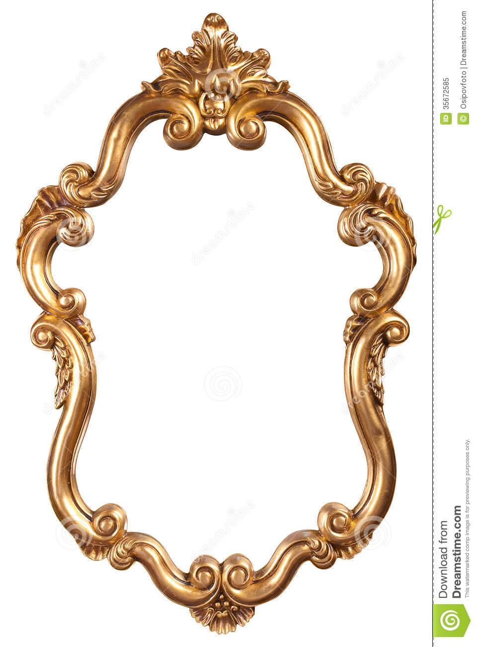 Mirror Clipart Antique Mirror - Pencil And In Color Mirror Clipart in Gold Antique Mirrors (Image 19 of 25)
