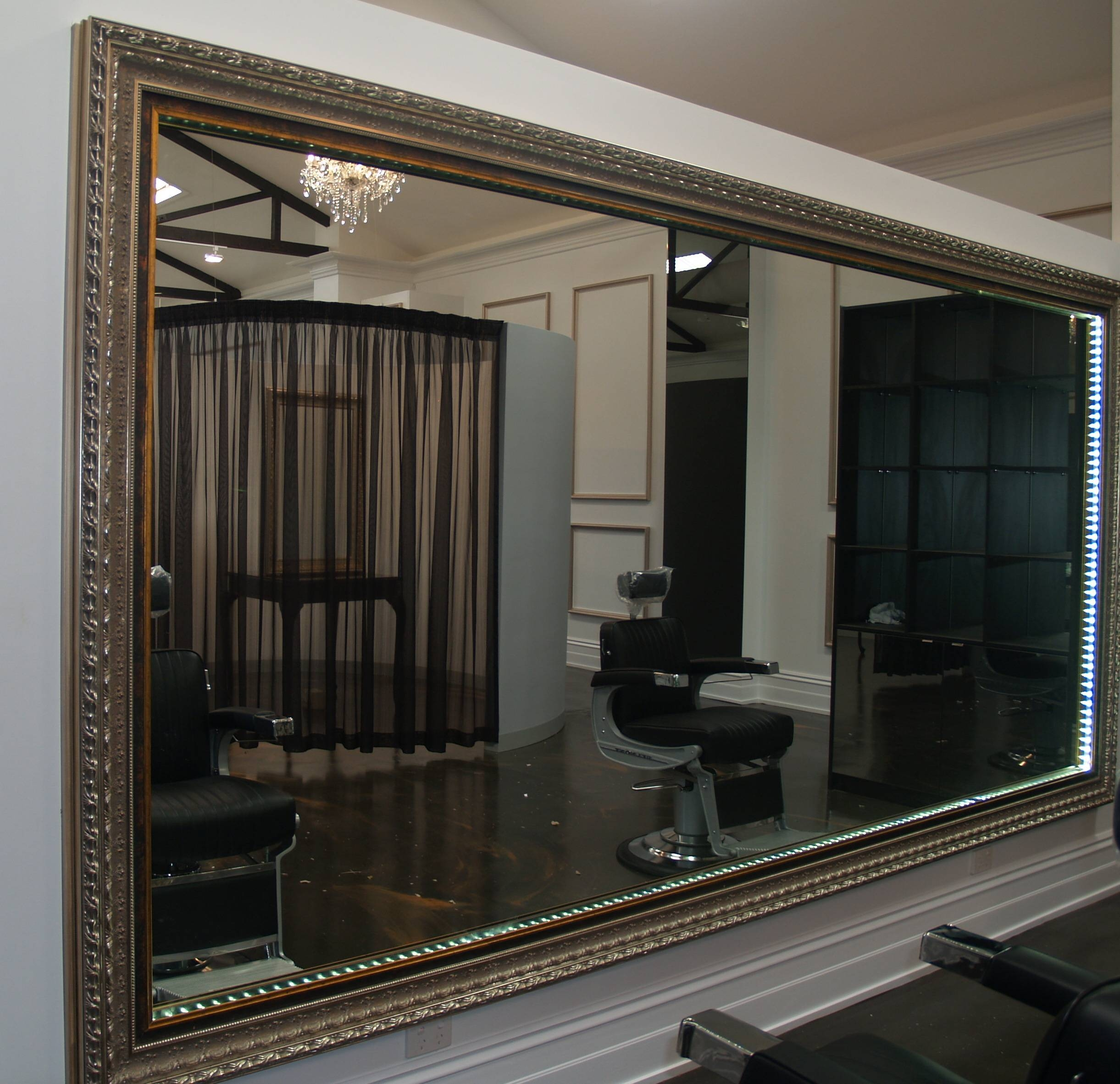 Mirror Framing: Specialised Frame And Mirrors Made To Size with Huge Cheap Mirrors (Image 23 of 25)