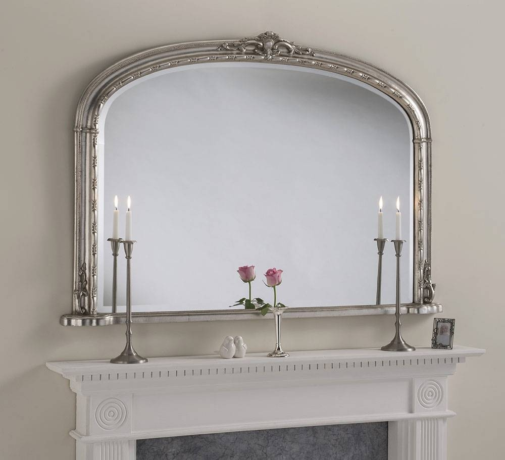 Mirror Manufacturers & Trade Suppliers Of Decorative Framed Mirrors throughout Silver Gilt Mirrors (Image 19 of 25)