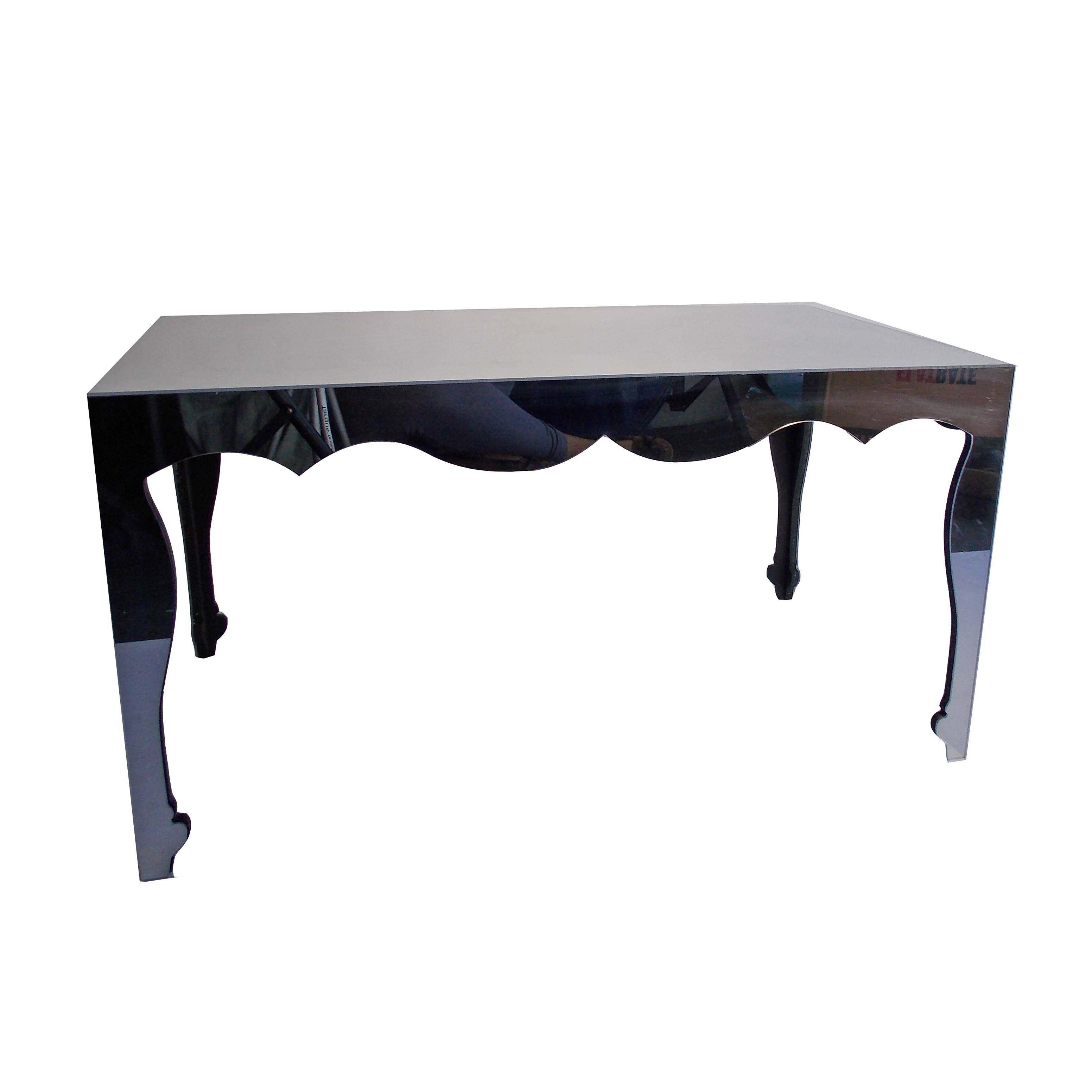 Mirrored Baroque Coffee Table In Baroque Coffee Tables (View 2 of 11)
