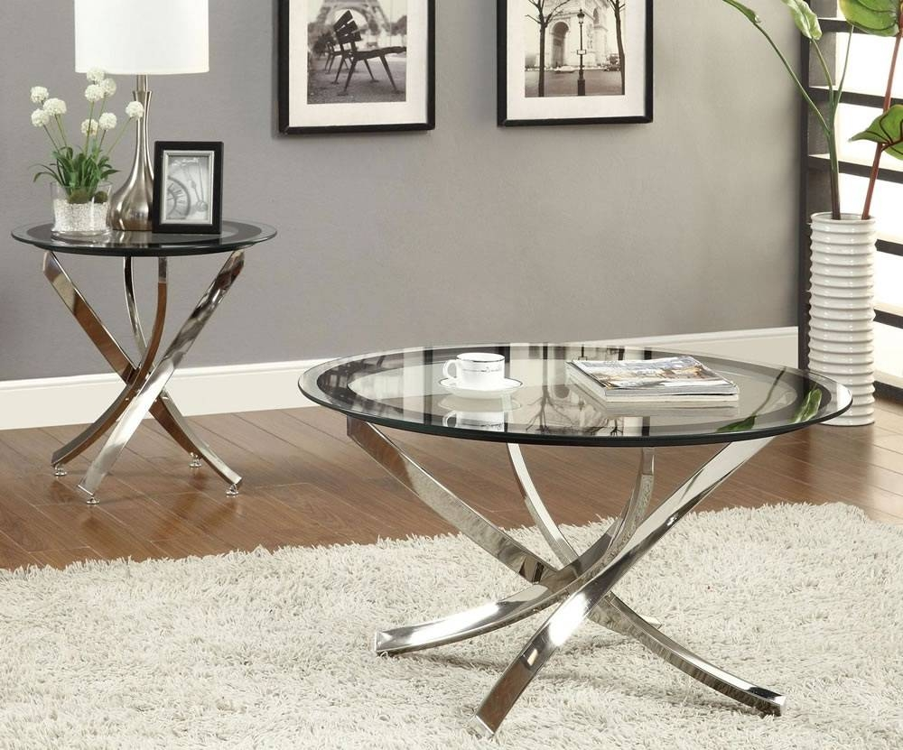 Mirrored Coffee Table Set – Harpsounds.co with Oval Mirrored Coffee Tables (Image 18 of 30)