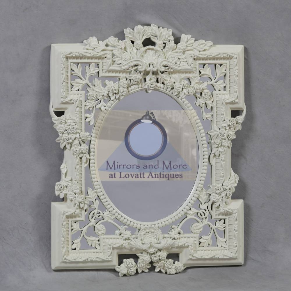 Mirrors And More » Wall Mirrors – Small with Small Ornate Mirrors (Image 14 of 25)