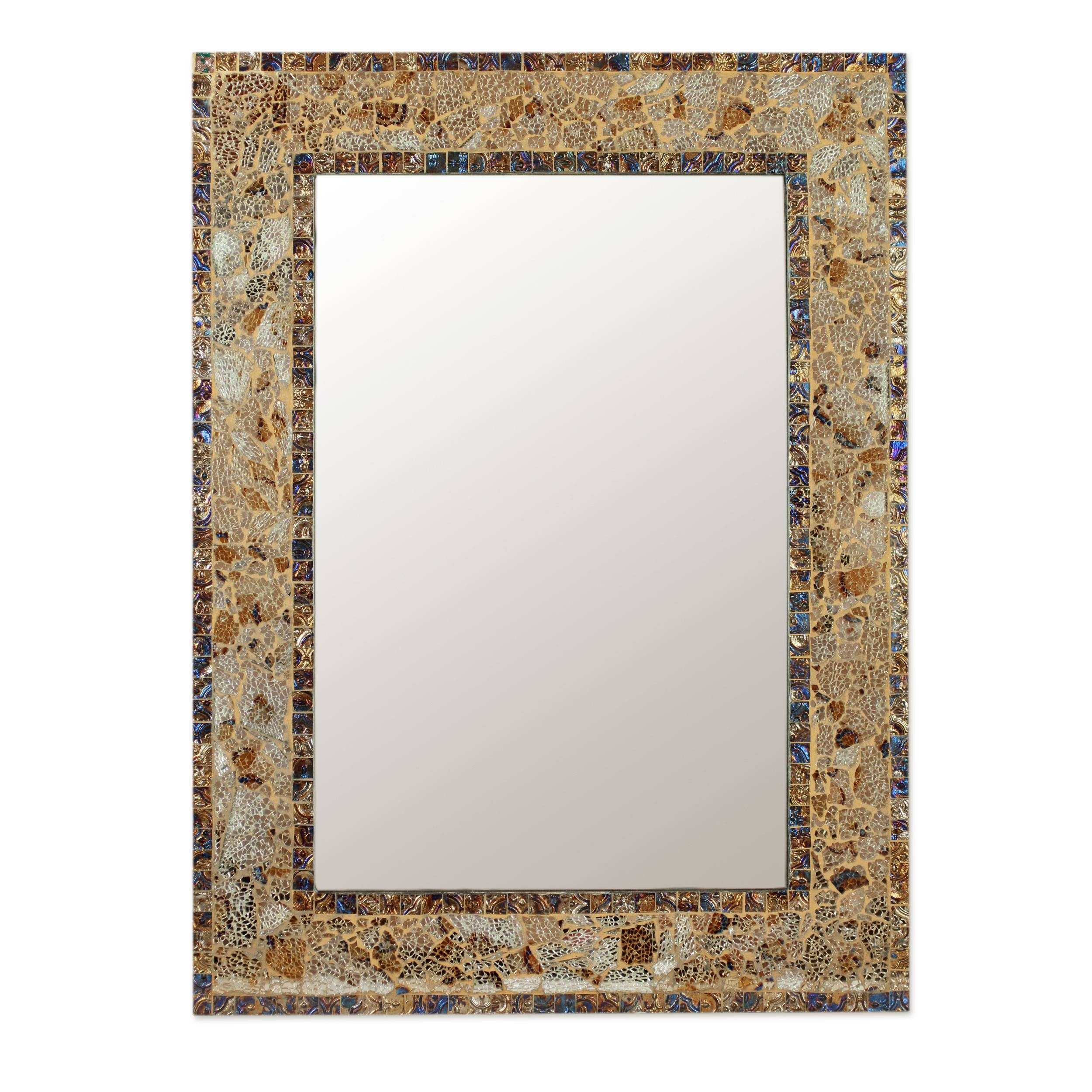 Mirrors - Decorative Global & Antique-Style Wall Mirrors - Novica in Antique Looking Mirrors (Image 21 of 25)