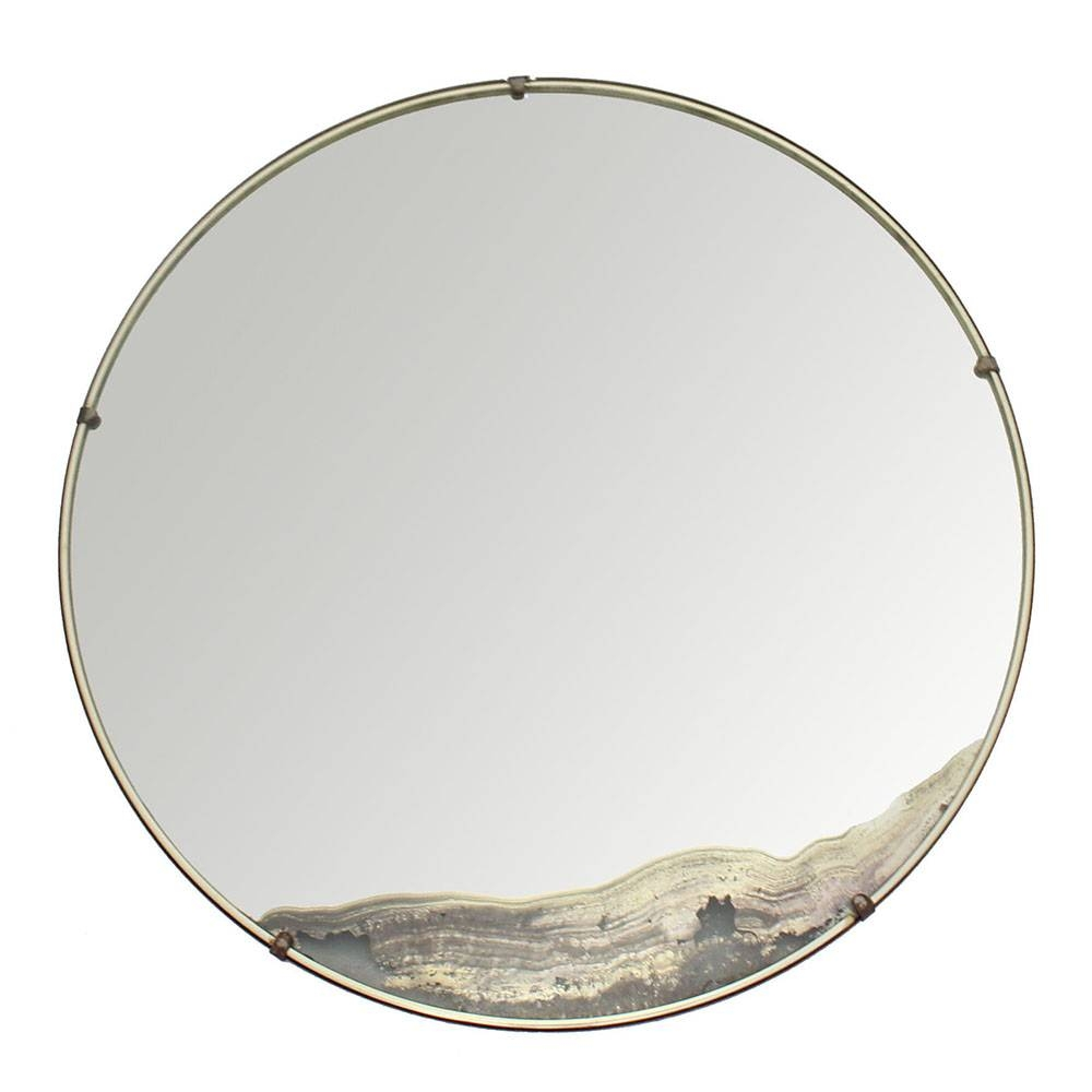 Mirrors in Antique Round Mirrors (Image 17 of 25)